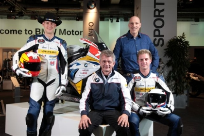 ASR BMW-RR Power Team 2012
